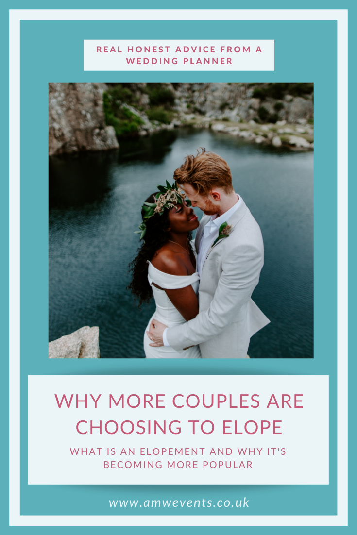 why more couples are eloping