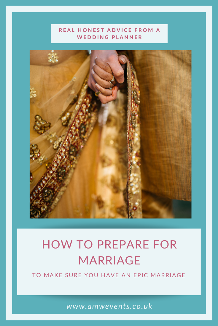 how to prepare for marriage