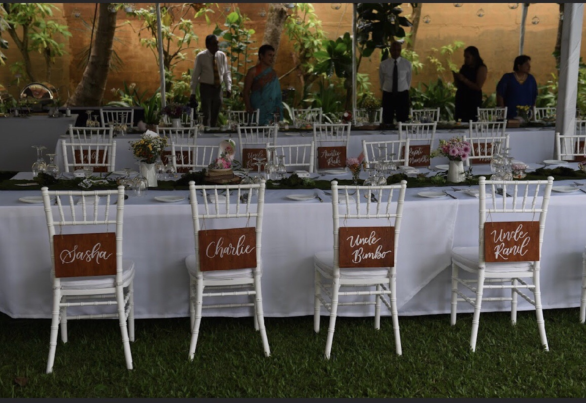 do's and don'ts when arranging your table plan