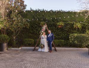 backdrop ideas for outdoor wedding