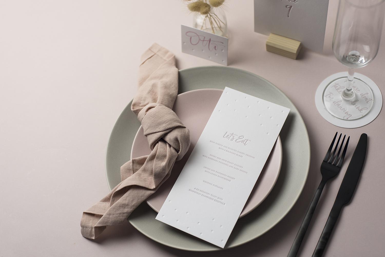 alternative wedding invites